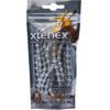 XTENEX Sport Laces 75cm silver